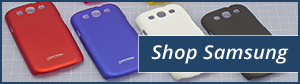 Click here to shop for covers and cases for the Samsung Galaxy SIII