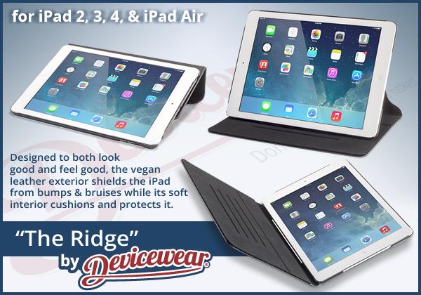 The Ridge - iPad Cases
