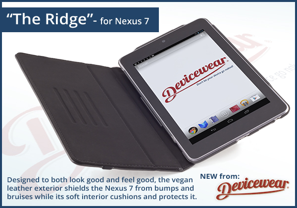 The Ridge for the Google Nexus 7 Tablet